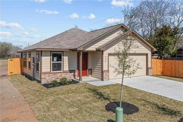 911 Northcrest Drive, Bryan, TX 77801 (MLS #20014017) :: Cherry Ruffino Team