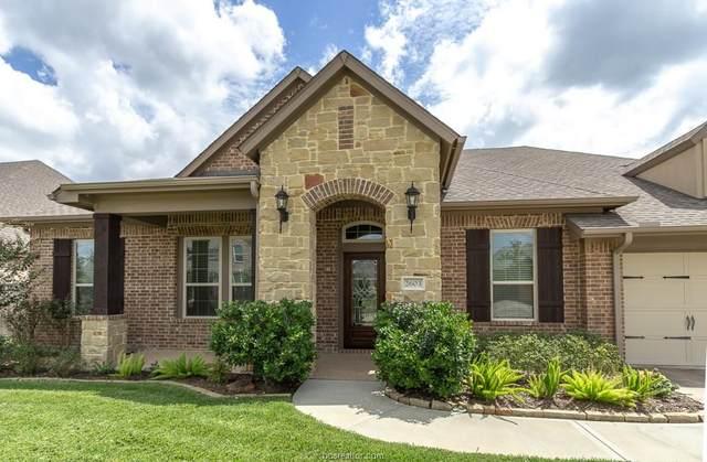 2603 Goodrich Court, College Station, TX 77845 (MLS #20014025) :: Chapman Properties Group
