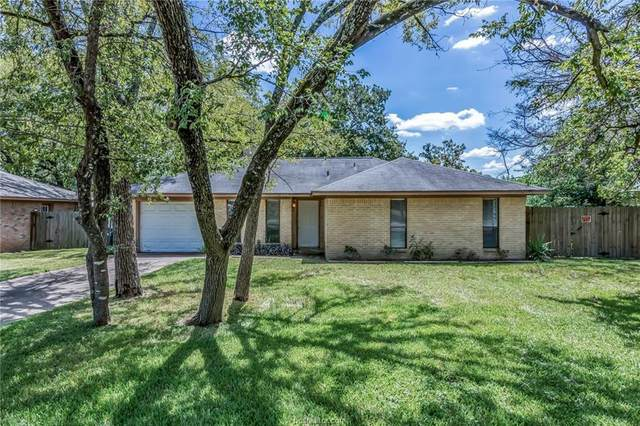 1106 Hawk Tree Drive, College Station, TX 77845 (MLS #20014049) :: Treehouse Real Estate