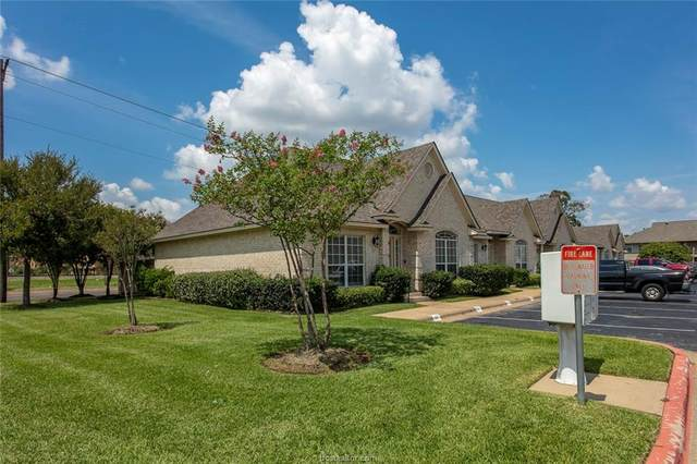 101 Fraternity Row, College Station, TX 77845 (MLS #20014088) :: Chapman Properties Group