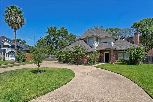 203 Chimney Hill, College Station, TX 77840 (MLS #20014138) :: The Lester Group