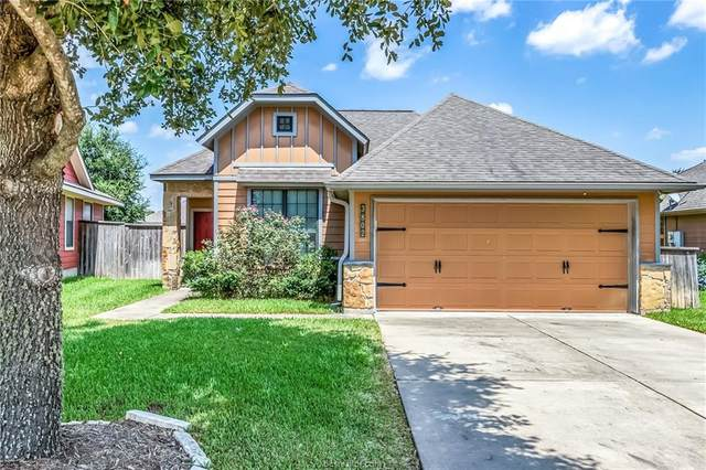 3802 Turkey Meadow Court, College Station, TX 77845 (MLS #20014162) :: Treehouse Real Estate