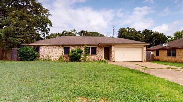 2711 Allen Forest Drive, Bryan, TX 77803 (MLS #20014175) :: NextHome Realty Solutions BCS