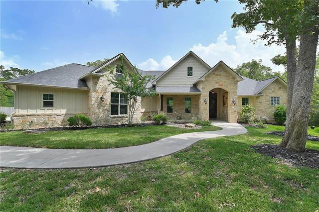 18336 Anasazi Bluff Drive, College Station, TX 77845 (MLS #20014177) :: NextHome Realty Solutions BCS