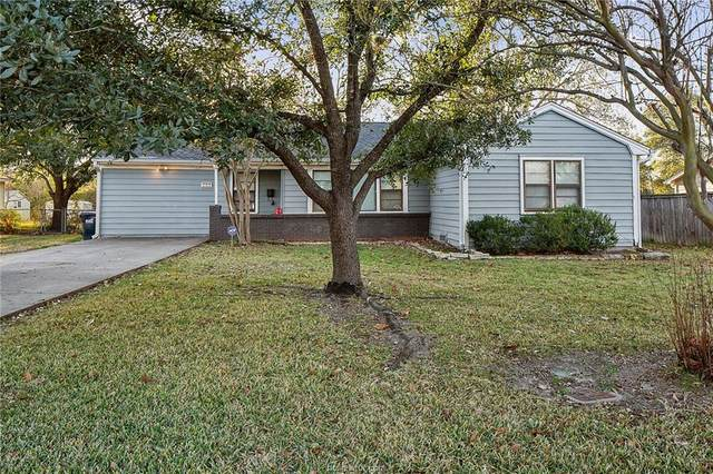 512 Gilchrist, College Station, TX 77840 (#20014202) :: First Texas Brokerage Company