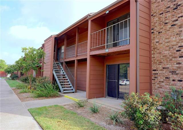 904 University Oaks #134, College Station, TX 77840 (MLS #20014212) :: Treehouse Real Estate