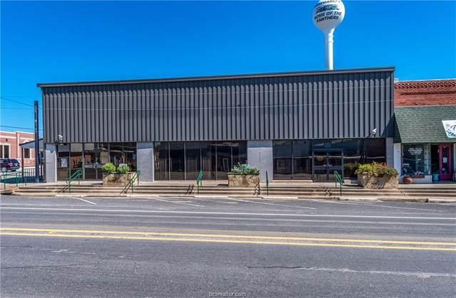 116 E Main Street, Normangee, TX 77871 (MLS #20014217) :: Treehouse Real Estate