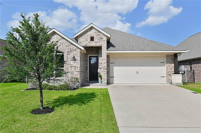3118 Peterson Way, Bryan, TX 77802 (MLS #20014236) :: NextHome Realty Solutions BCS