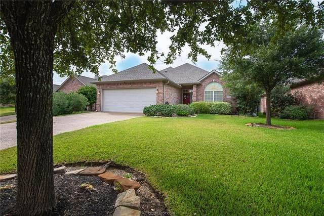 605 Clovis Court, College Station, TX 77845 (MLS #20014256) :: Chapman Properties Group