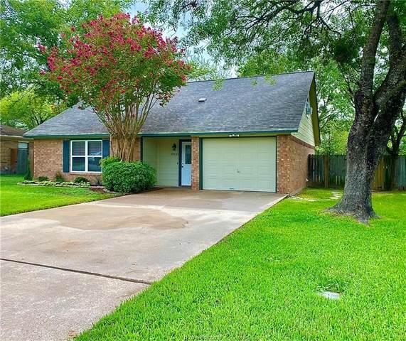 4400 Kingsdale Drive, Bryan, TX 77802 (MLS #20014257) :: The Lester Group