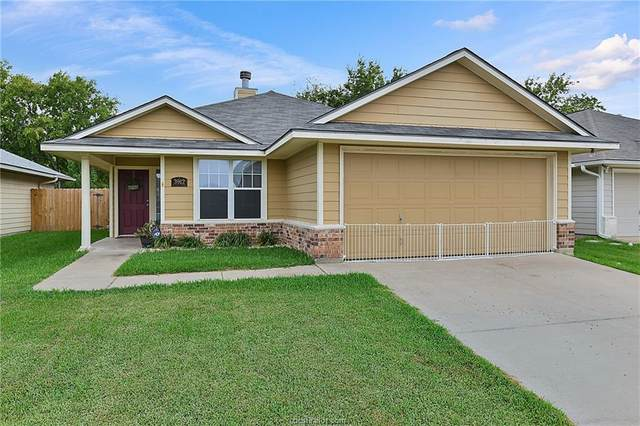 3912 Tranquil Path, College Station, TX 77845 (MLS #20014328) :: The Lester Group