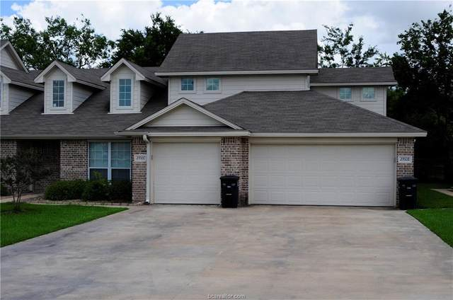 2350 Autumn Chase Loop A, College Station, TX 77840 (MLS #20014334) :: Cherry Ruffino Team