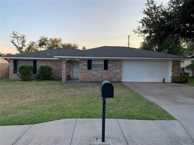 2902 Hillside Drive, Bryan, TX 77802 (MLS #20014336) :: Chapman Properties Group