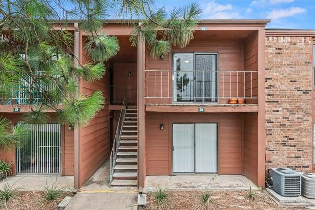 904 University Oaks #40, College Station, TX 77840 (MLS #20014343) :: Treehouse Real Estate