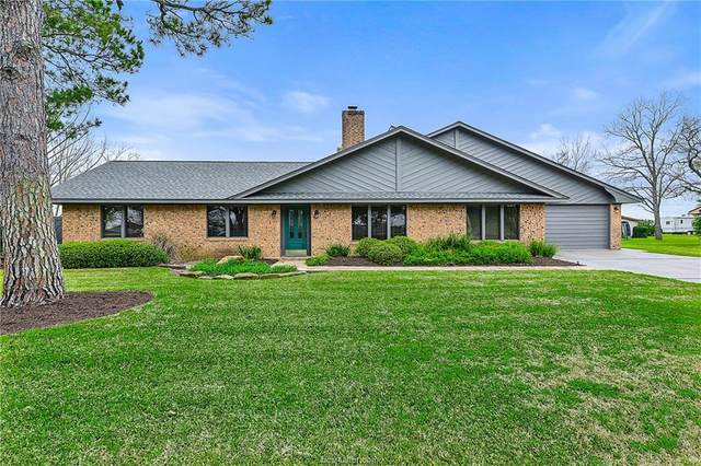 813 N Gray Street, Caldwell, TX 77836 (MLS #20014359) :: The Lester Group