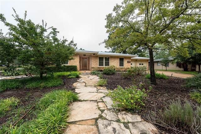 4008 Culpepper Drive, Bryan, TX 77801 (MLS #20014362) :: Treehouse Real Estate