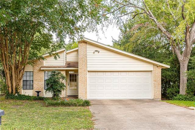 4105 Shawnee Cir. Circle, Bryan, TX 77802 (MLS #20014363) :: The Lester Group