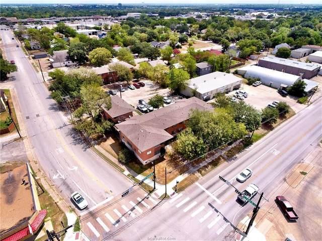 2105 S College Avenue, Bryan, TX 77801 (MLS #20014369) :: Chapman Properties Group