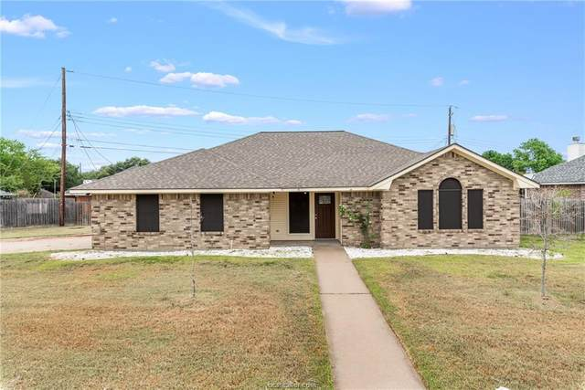 3728 Ravenwood Drive, Bryan, TX 77802 (MLS #20014371) :: The Lester Group
