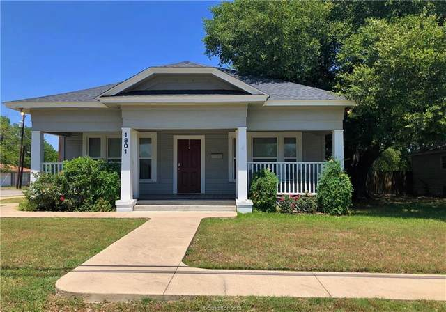 1801 S College Avenue, Bryan, TX 77801 (MLS #20014390) :: Chapman Properties Group