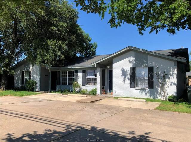 1403 S College Avenue, Bryan, TX 77801 (MLS #20014398) :: RE/MAX 20/20