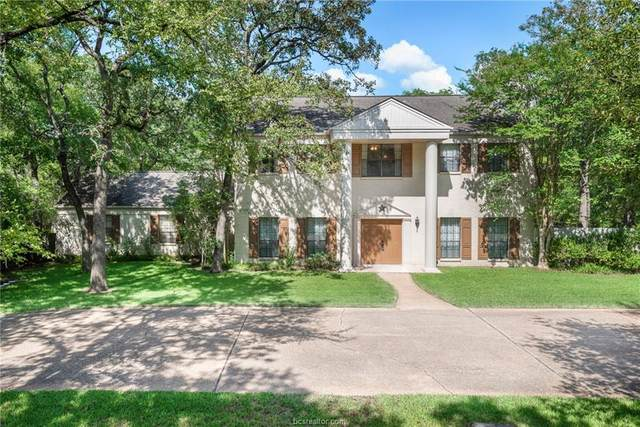 1605 Frost Drive, College Station, TX 77845 (MLS #20014400) :: Treehouse Real Estate