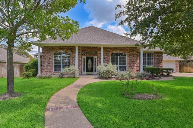 5005 Harbour Town Court, College Station, TX 77845 (MLS #20014425) :: Chapman Properties Group