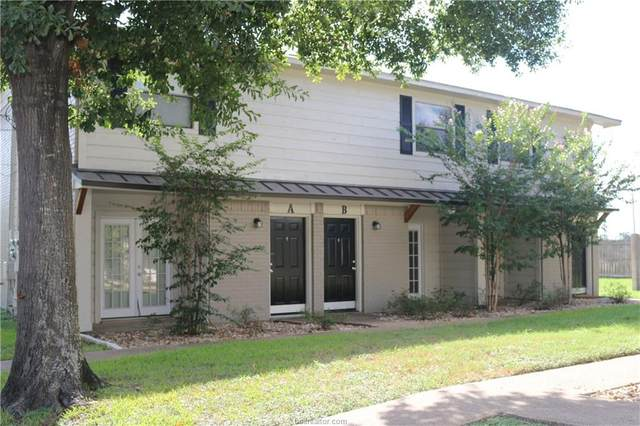 1400 Summit Street B, College Station, TX 77845 (MLS #20014466) :: Cherry Ruffino Team