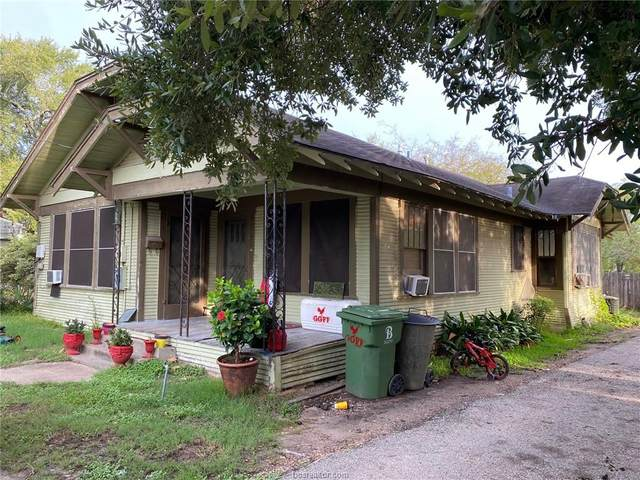 1512 Ursuline Avenue, Bryan, TX 77803 (MLS #20014472) :: Chapman Properties Group