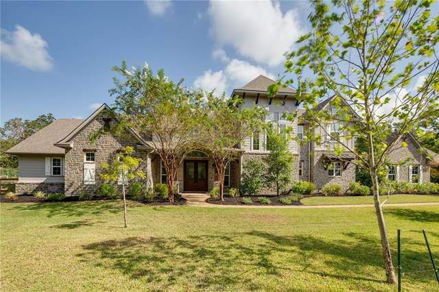 18395 Anasazi Bluff Drive, College Station, TX 77845 (MLS #20014505) :: The Lester Group