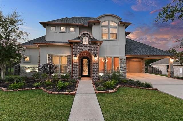 1303 Quarry Oaks Drive, College Station, TX 77845 (#20014558) :: First Texas Brokerage Company