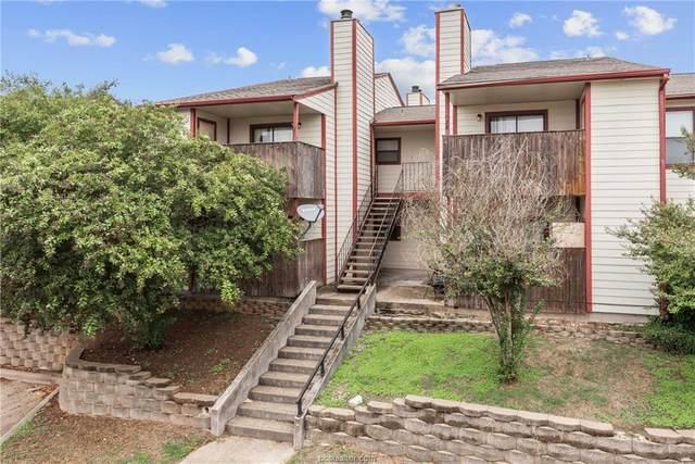 1107 Verde Drive #19, Bryan, TX 77801 (MLS #20014573) :: Chapman Properties Group