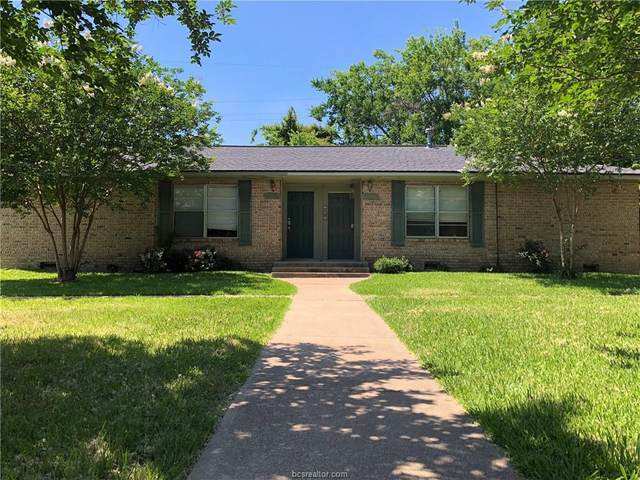 106 Hardy Street, Bryan, TX 77801 (MLS #20014620) :: Chapman Properties Group