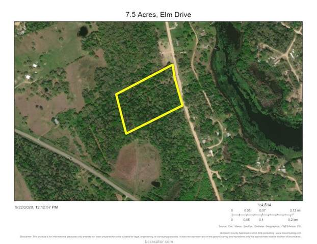 TBD Elm Drive, Caldwell, TX 77836 (MLS #20014657) :: NextHome Realty Solutions BCS