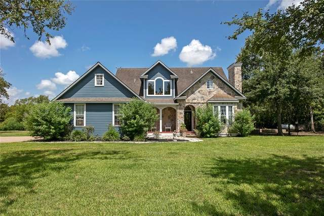 3310 Triple Bend Circle, College Station, TX 77845 (MLS #20014659) :: BCS Dream Homes