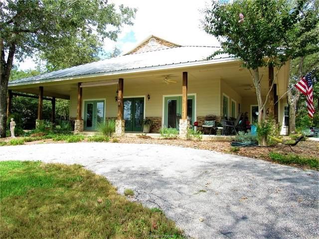 46 Cherokee Drive, Hilltop Lakes, TX 77871 (MLS #20014667) :: Treehouse Real Estate