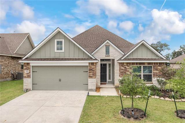 4011 Dunlap Loop, College Station, TX 77845 (#20014681) :: First Texas Brokerage Company