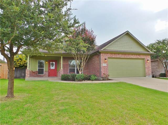 4007 Pomel Drive, College Station, TX 77845 (MLS #20014683) :: NextHome Realty Solutions BCS