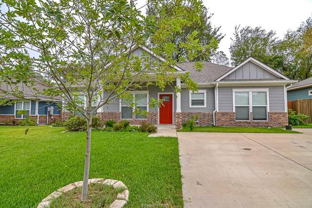411 S Hutchins Street, Bryan, TX 77803 (MLS #20014694) :: BCS Dream Homes