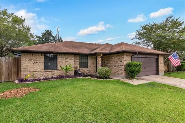 2110 Sleepy Hollow Lane, Bryan, TX 77807 (MLS #20014699) :: Chapman Properties Group