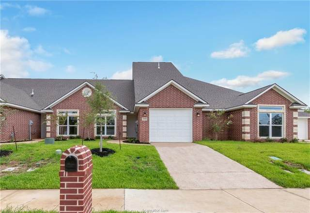 2009 Reagan Court, Bryan, TX 77802 (MLS #20014711) :: NextHome Realty Solutions BCS