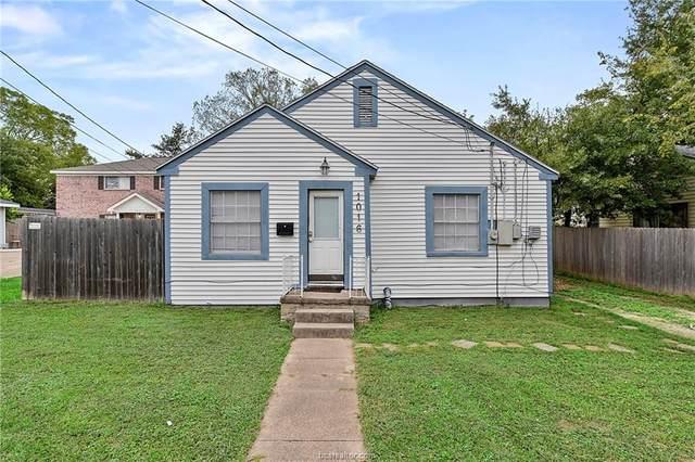 1016 E 23 Street, Bryan, TX 77803 (MLS #20014748) :: NextHome Realty Solutions BCS
