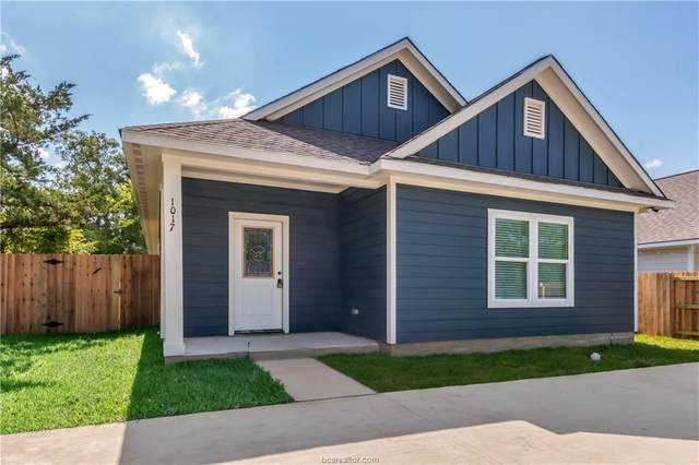 1017 Henderson, Bryan, TX 77801 (MLS #20014763) :: Chapman Properties Group