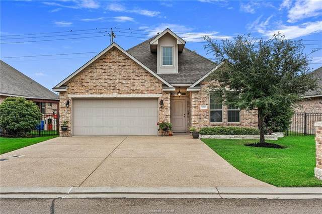 1710 Creekside Circle, College Station, TX 77845 (MLS #20014781) :: NextHome Realty Solutions BCS