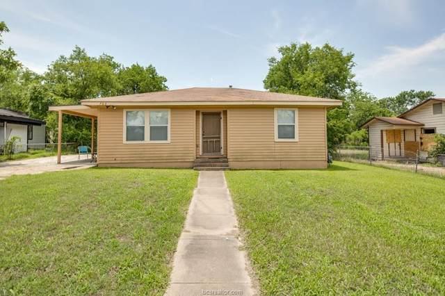 703 Ash Street, Bryan, TX 77803 (MLS #20014785) :: Cherry Ruffino Team