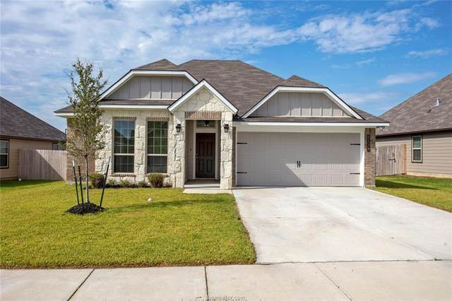2129 Markley Drive, Bryan, TX 77807 (MLS #20014796) :: Chapman Properties Group