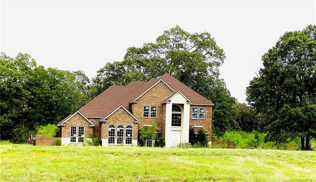 645 S Leona Blvd Highway, Leona, TX 75850 (MLS #20014799) :: Treehouse Real Estate