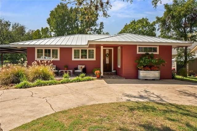 103 N Harvey Street, Caldwell, TX 77836 (MLS #20014821) :: Chapman Properties Group