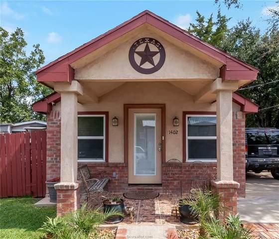 1402 Saunders Street, Bryan, TX 77803 (MLS #20014822) :: Treehouse Real Estate