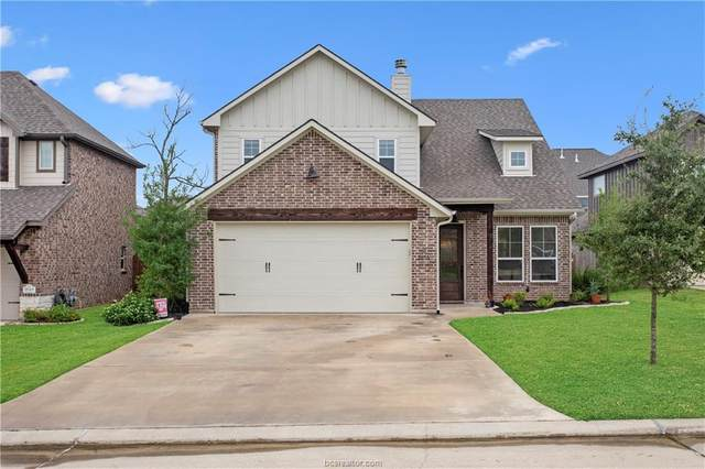 2615 Hailes Court, College Station, TX 77845 (MLS #20014853) :: NextHome Realty Solutions BCS
